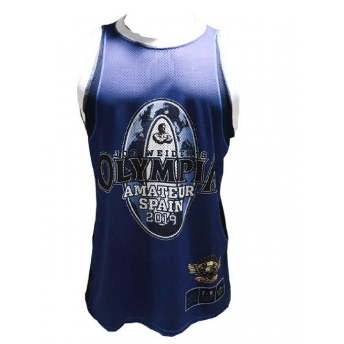 Camiseta Basket Mr Olympia Amateur - Empronable