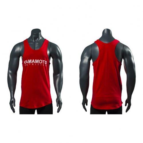 Camiseta roja tirantes Yamamoto®