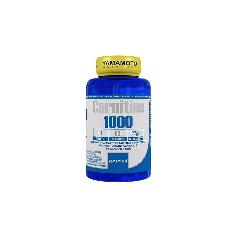 Carnitine 1000 90 comprimidos