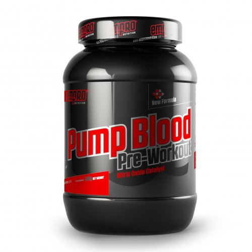 PUMP BLOOD