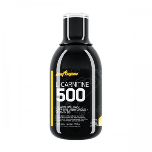L-CARNNITINA 500 ML BIGMAN