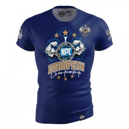 Camiseta serie limitada European Championship