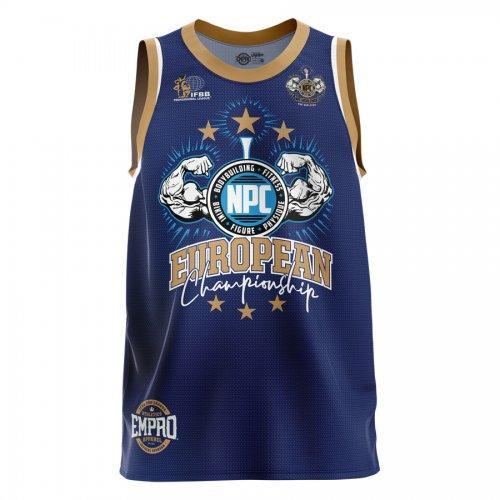Camiseta Basket serie limitada European Championship