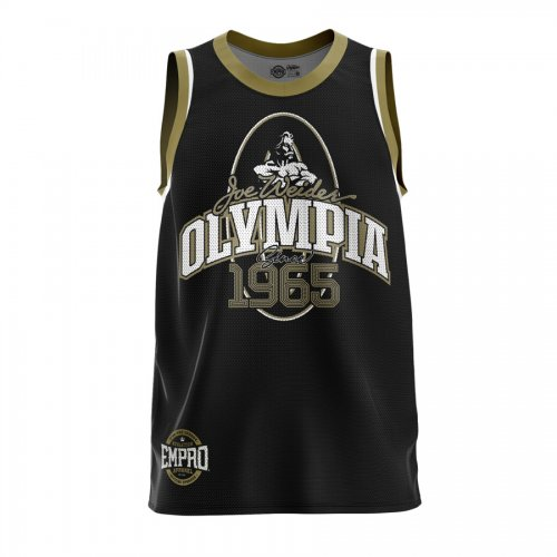 Camiseta Oficial Basket Olympia 1965