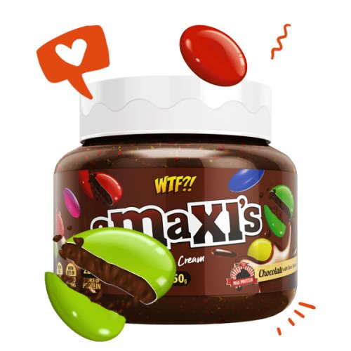 WTF- SMAXIS CHOCOMILK