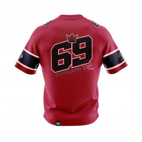 Camiseta Oficial NFL Empro Classic Red