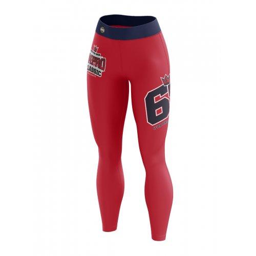 Leggings Oficial Empro Classic Red