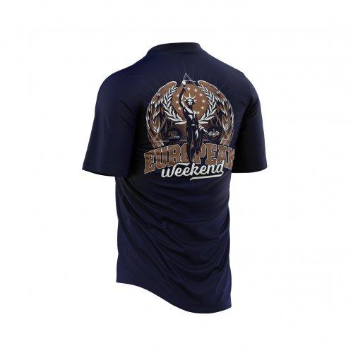 Camiseta Oversize serie limitada European Championship