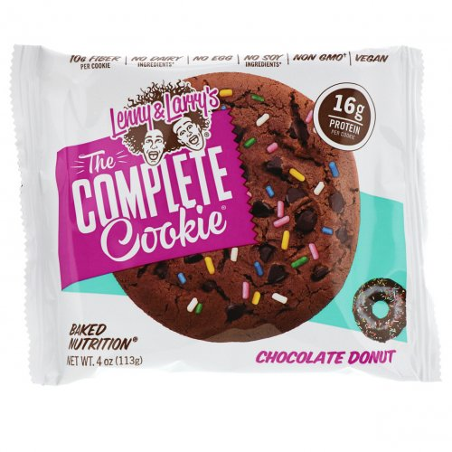 COMPLETE COOKIE CHOCO DONUT