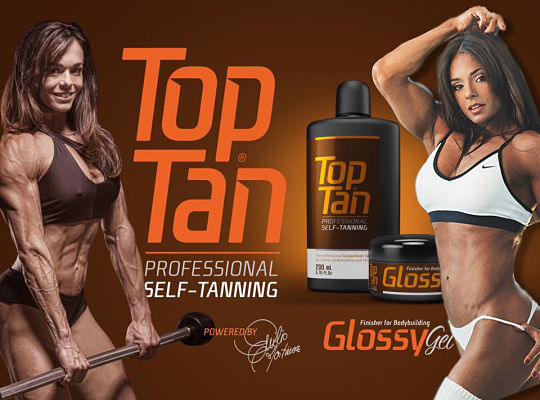 TOP TAN para tu Evento de Fitness