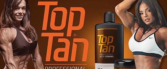 Top Tan para competir