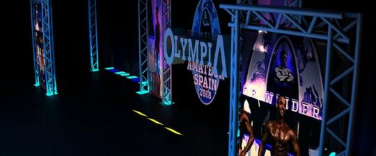 EVENTO de fitness Mr Olympia